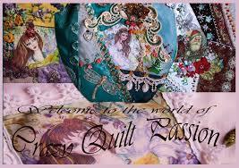 Crazy Quilt Passion: Alice in Wonderland, A Dragon Fly and Cowboys ... & Crazy Quilt Passion Adamdwight.com