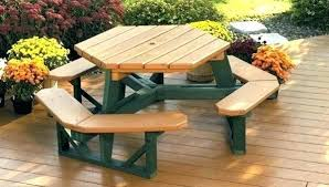 recycled plastic patio furniture round plastic patio table home and interior impressing recycled plastic patio furniture