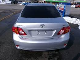 2009 Used Toyota Corolla LE, TINTED, REMOTE START, STEEL WHEELS ...