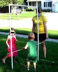 Wooden Limbo Game Homemade Limbo Game Library programs for Children and Families 91