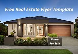 Home Flyers Template Free Real Estate Flyer Template Realty Juggler My Listing