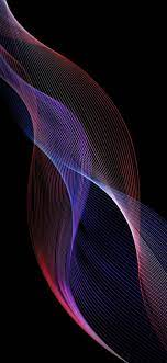 Cool Abstract MOLED iPhone 12 HD ...