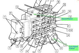 on a 1970 chevy impala, where is the turn signal relay located? the 2007 chevy impala fuse box diagram 2010 Chevy Impala Fuse Box #45