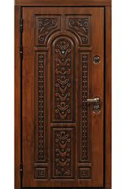 Flawless Iron Entry Door Steel Wrought Iron Grill Security Entry ...