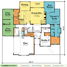 Riverside Dual Master Suite House Plan  Schumacher HomesDual Master Suite Home Plans