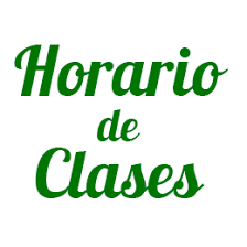 Image result for horario de clases