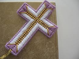 Plastic Canvas Cross Patterns Magnificent Decorating Design