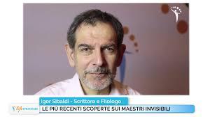Le più recenti e aggiornate ricerche di Igor Sibaldi - I Maestri Invisibili  - YouTube