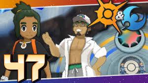 Pokémon Sun and Moon - Episode 47 | Pokémon League Prep! - YouTube
