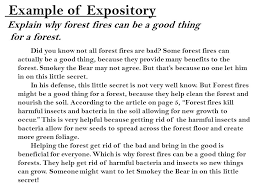 What Is Expository Text Expository Writing What Is Expository Writing Writing Used