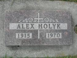 Alex Holyk (1915-1970) - Find A Grave Memorial