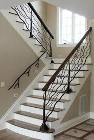 11 Astonishing Stair Handrail Designs Picture Ideas