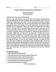 Kids. reading worksheets grade 5: Reading Worksheets Cause And ...