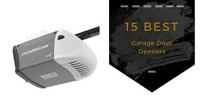15 best garage door openers in 2020