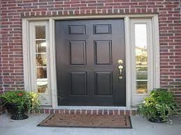 front door paint ideasFront Door Paint Colors for Red Brick House  Basic Rules Front