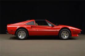 Karissa hosek ©2019 courtesy of rm sotheby's. 1985 Ferrari 308 Gtsi Quattrovalve Targa
