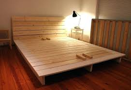 full size of the basic steps involved in building of platform bed fun do it yourself