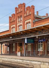 Stendal Hauptbahnhof