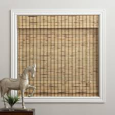 Java Vintage Bamboo 54inch Length Shade  Overstockcom Shopping Best Deals On Window Blinds
