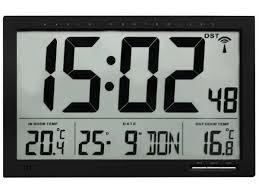Купить Цифровые <b>часы</b> с термометром <b>TFA 60.4510.01</b> недорого ...
