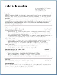 Resume Templates Free Download Doc Gallery Of Resume Templates