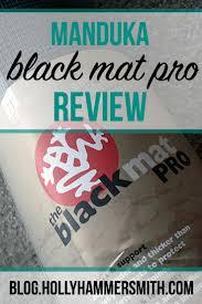 review manduka black mat pro