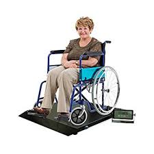 wheel chair scale. NEW Digital Portable Floor Wheelchair Scale Platform With Ramp Medical Electronic Wheel Chair L