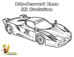 Ferrari Coloring Pages With Laferrari Page Fiscalreform Throughout