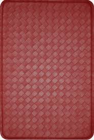 kitchen floor rugs. Cushion Comfort Anti-Fatigue Kitchen Floor Mat Rug 3D Basket-weave Animal Print Rugs