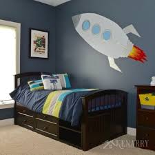your kids will be over the moon with an outer space boys bedroom check out