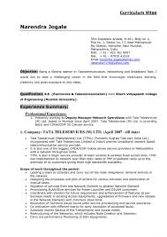 Network Specialist Resume Cisco Network Engineer Resume Template Free Download Noc