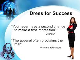 dress for success dress
