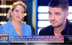 Live Non è La D'Urso, Luigi Mario Favoloso: