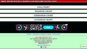 Satta King Online Fast Result Gali Delhi Disawar Ka Super
