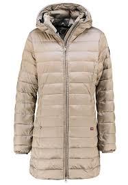 women coats napapijri amelup winter coat gravel napapijri skidoo open er 2017