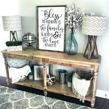 Hall Table Decor Entrance Decoration Gorgeous Entryway Entry Ideas Designed With Every Style