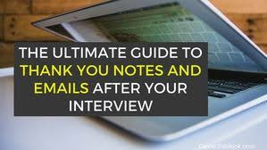 sending a thank you email after a phone interview best sample thank you emails after an interview 3 examples