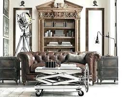 industrial living room furniture. Industrial Chic Living Room Furniture Excellent Designs .