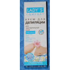 Отзывы о <b>Крем для депиляции Lady's</b> Comfort для ...