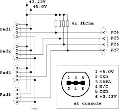 gamecon controllers en · recalbox recalbox os wiki · github gamecube pinout