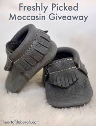 Freshly Picked Moccasins Size Chart Freshly Picked Moccasins Giveaway Heart Of Deborah