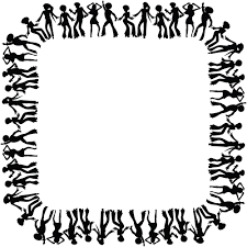 square black frame png. Png Photo 5a722f2f9c6561 293 Free Clipart Of A Square Black And White  Border Frame Disco Dancers Square Black Frame Png