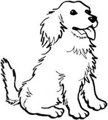 Small Picture Dog Coloring Pages Free Printable Free printable Dog and Free