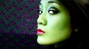 get ations âthe wicked witch elphaba makeup tutorial