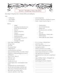 bridal checklist 15 bride checklist templates examples samples