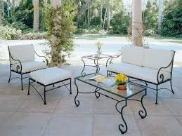wrought iron lounge sets outdoor wrought iron furniture o38 wrought