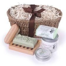 gardener s skin care gift basket