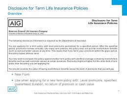 aig term life insurance quotes prepossessing aig term life insurance quotes 44billionlater