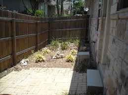 before zen garden austin tx xeriscape