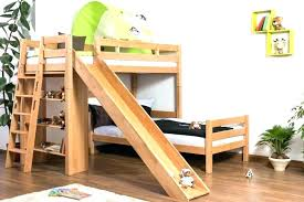 bunk bed with slide and desk. Beautiful Bed Fancy Slide Out Desk Bed With And Bunk Great Cool  With Bunk Bed Slide And Desk